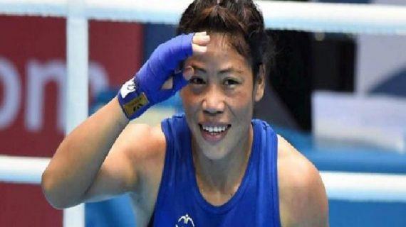 अब भी देश के लिए पदक जीतने की चाह : मैरी कोम