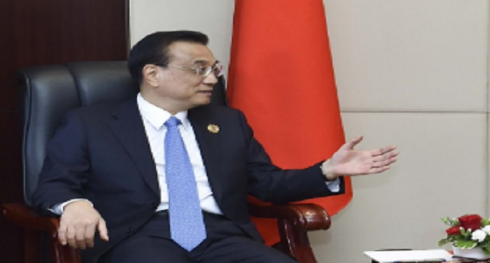 chinese-premier-li-keqiang-arrived-in-russia-on-an-official-visit