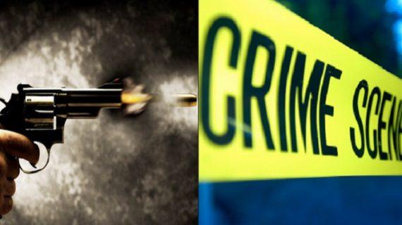 पति ने पत्नि को ससुराल में जाकर मारी गोली और खुद को भी किया सुट