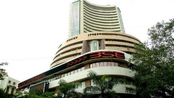 शेयर बाजार के शुरुआती दौर धीमी गति से खुला