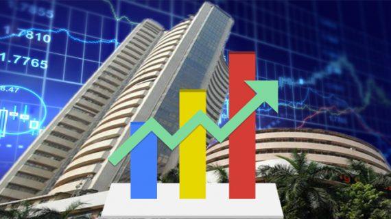 शेयर बाजारों के शुरुआती कारोबार में तेजी