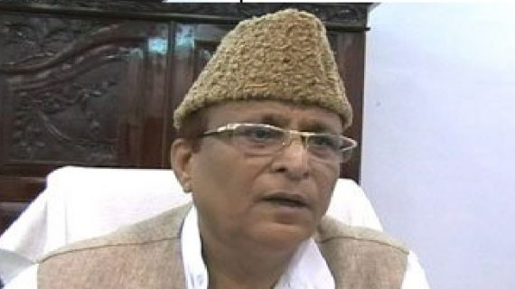 यूपी के कैबिनेट मंत्री आजम खान ने लगाए राज्यपाल पर गंभीर आरोप