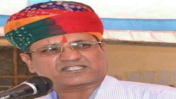आईजीएनपी पर पंजाब के खिलाफ रामेश्वर डूडी ने दी तीखी प्रतिक्रिया