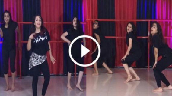 'रईस' के गाने पर हॉट डांस देखकर शाहरुख के छूटे पसीने