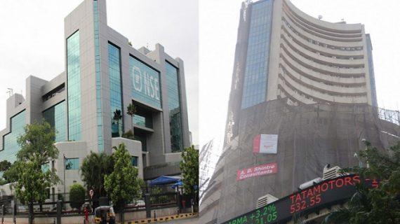 शेयर बाजारों के शुरुआती कारोबार में मजबूती