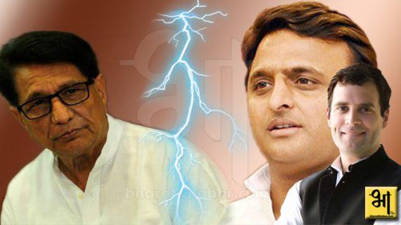 लोकदल से किनारा कसने के लिए हुआ था कांग्रेस और सपा का विवाद!