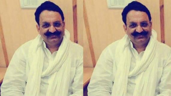 बसपा में शामिल हो सकते हैं बाहुबली नेता मुख्तार अंसारी