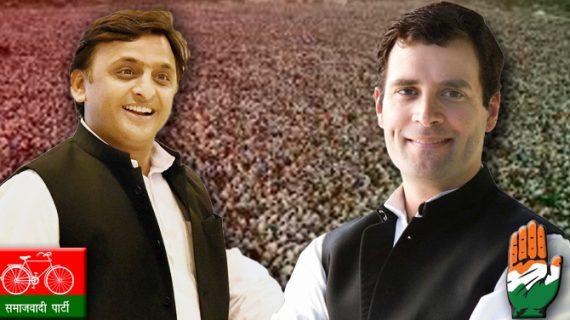अमेठी की सीटों पर तस्वीर साफ न होने से कांग्रेस-सपा नेताओं में असमंजस बरकरार