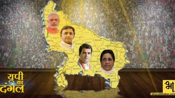 यूपी का चुनावी दंगल भाग-4