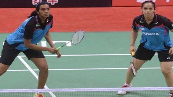 एशिया मिक्स्ड टीम बैडमिंटन चैंपियनशिप में खेलेंगी सिंधु और साइना