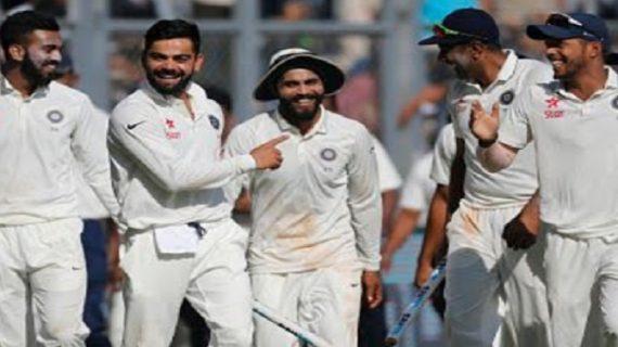 बॉर्डर-गावस्कर ट्रॉफी जीत भारतीय टीम तोड़ सकती है 44 साल पुराना रिकार्ड