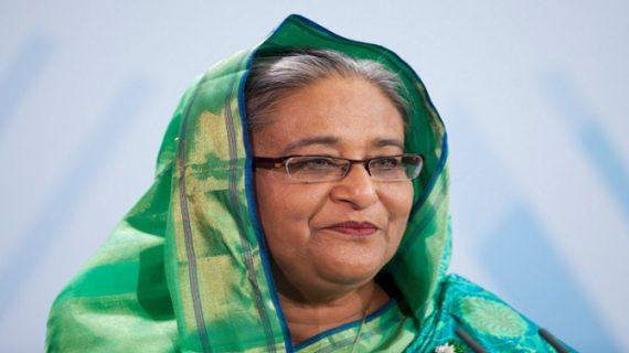 चार दिवसीय दौरे पर शनिवार को भारत पहुंचेगी शेख हसीना
