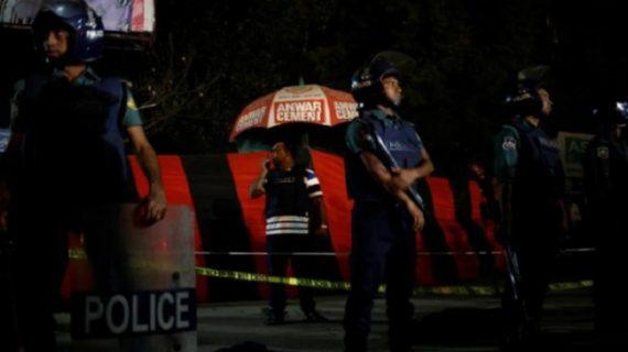 ढाका के हवाईअड्डे पर हुआ आत्मघाती हमला, 5 लोग घायल