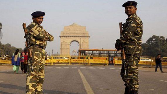 अर्लट पर दिल्ली, खुरासान गुट के दो आतंकियों के छिपे होने की आशंका