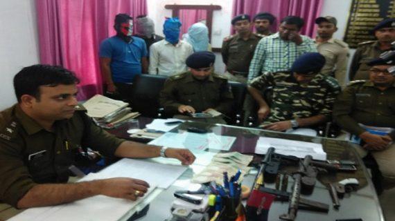 जहानाबाद जेल ब्रेक कांडः आरोपी को पुलिस ने किया गिरफ्तार