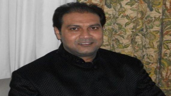 यूपीः योगी की कैबिनेट में एक मात्र मुस्लिम चेहरा मोहसिन रजा