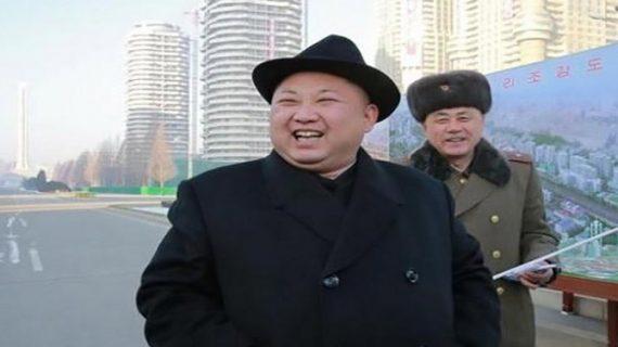 उत्तर कोरिया ने दागी बैलिस्टिक मिसाइल, अमेरिका ने दिखाई आंख