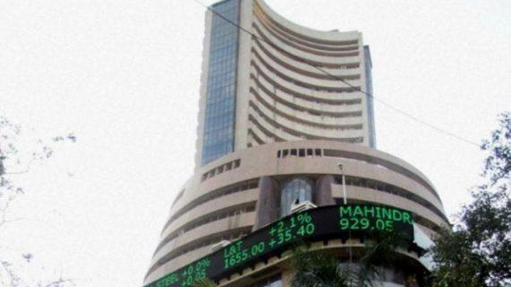 कारोबारी सत्र के पहले दिन शेयर बाजारों की कमजोर शुरूआत