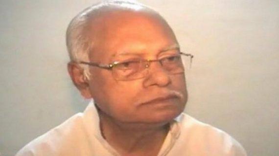 BJP के दादा श्यामदेव राय चौधरी ने छोड़ी राजनीति, बोले बस याद है तो मोदी