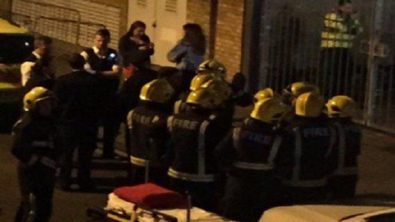 लंदन के नाइट क्लब में एसिड हमला, 12 घायल