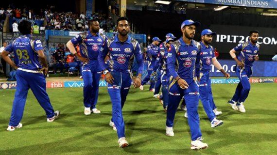 रोमांचक मैच में मुम्बई ने गुजरात को 6 विकेट से हराया