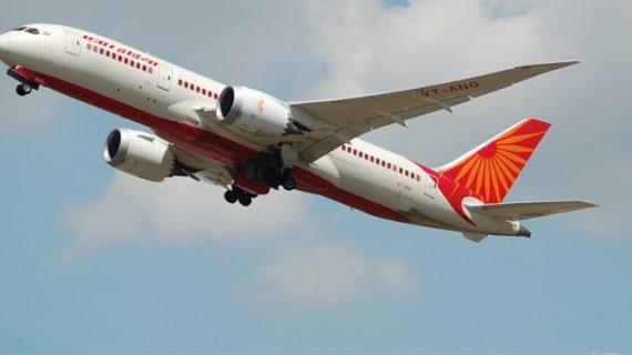 लंदन से दिल्ली आ रही एयर इंडिया की फ्लाइट में होस्टस के साथ हुई छेड़छाड़