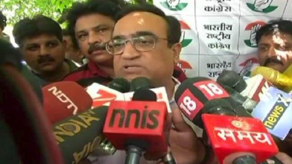 हार के बाद माकन ने दिया कांग्रेस के दिल्ली प्रदेश अध्यक्ष पद से इस्तीफा