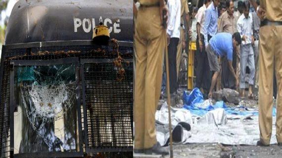 बिहार में सड़क हादसा, 1 नक्सली समेत 7 पुलिसकर्मियों की मौत