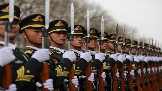 चीन के राष्ट्रपति ने अपनी सेना को कहा हर तरह के युद्ध के लिए रहे तैयार