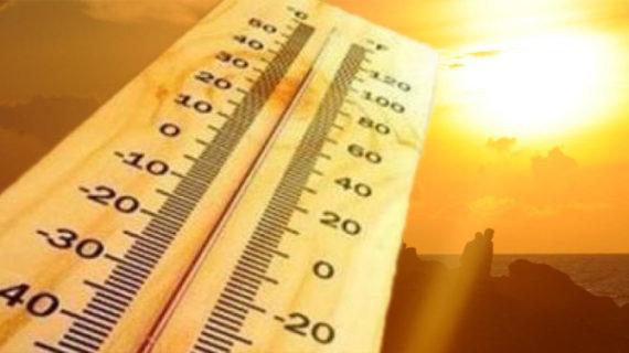 धौलपुर में तापमान 45 डिग्री पार, गर्मी से लोगों का बुरा हाल