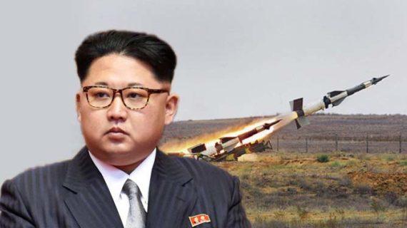 उत्तर कोरिया ने अमेरिकी युद्धपोत को एक झटके में उड़ाने की दी धमकी