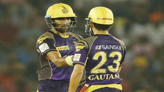 गुजरात पर भारी कोलकाता, 10 विकेट से हराकर दी करारी मात