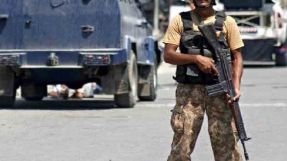 पाकिस्तान में सड़क किनारे हुआ बम विस्फोट, 10 लोगों की मौत