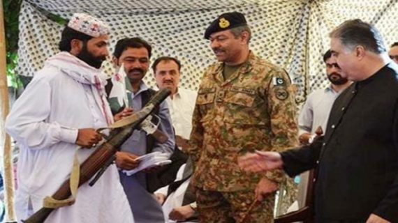 पाकिस्तान के बलूचिस्तान में 434 आतंकियों ने किया सरेंडर