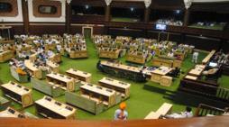 विधानसभा में हंगामा करने पर कांग्रेस के 12 MLA का हुआ सस्पेंशन