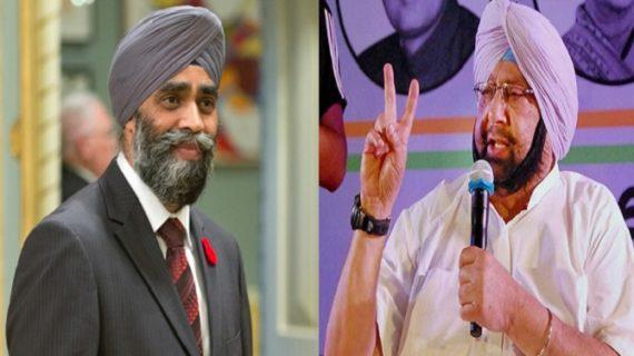 पंजाब सीएम की खालिस्तानी टिप्पणी निराशाजनक : कनाडा सरकार