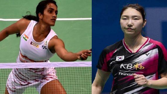 इंडिया ओपन सुपर सीरीज : पीवी सिंधू सुंग जी ह्यून को हराकर फाइनल में पहुंची