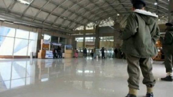 श्रीनगर एयरपोर्ट में 2 ग्रेनेड के साथ एक जवान गिरफ्तार, आ रहा था दिल्ली