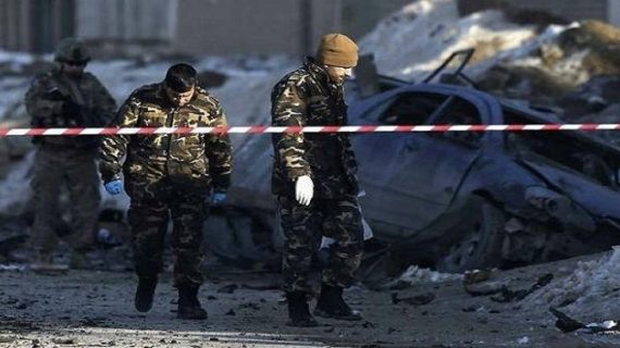 अफगानिस्तान में सेना कैंप पर तालिबानी हमला, 50 से ज्यादा सैनिकों की मौत