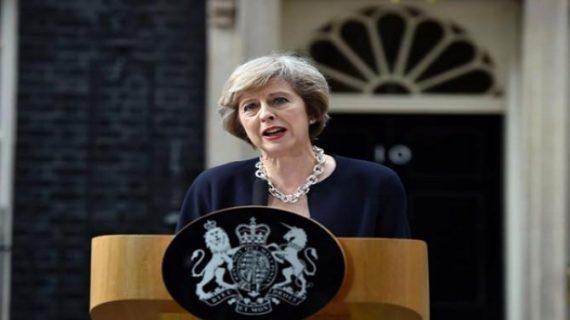 ब्रिटेन में समय से पहले हो सकते है चुनाव, प्रधानमंत्री 'टेरीजा मे' ने की सिफारिश