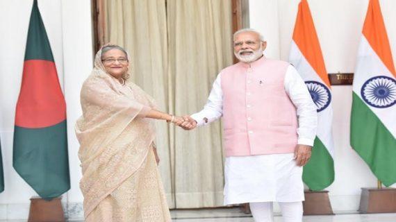 भारत-बांग्लादेश के बीच दोस्ती का नया अध्याय शुरू, 22 समझौते पर हस्ताक्षर