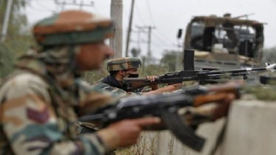 कश्मीर हालात पर सरकार के तीखे शब्द, कहा- जो बंदूक उठाए उसका खात्मा