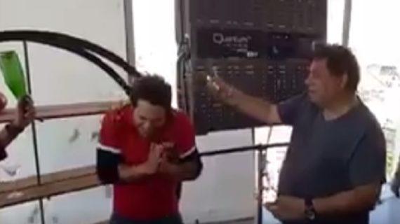 OMG: पिता डेविड धवन ने दे मारी बेटे वरूण के सर पर बोतल
