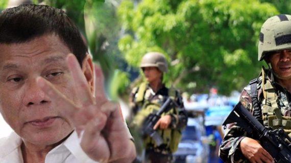सैनिक कर सकते हैं एक साथ तीन महिलाओं का रेप: फिलीपींस राष्ट्रपति