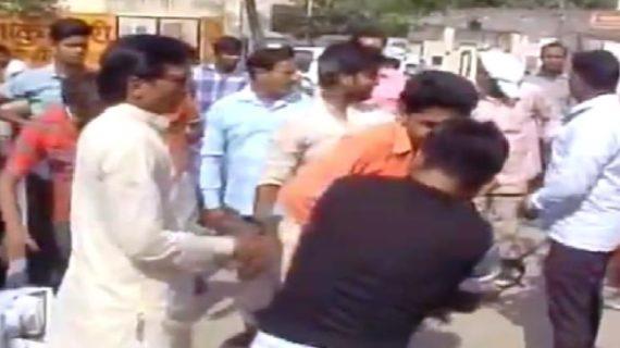 मुजफ्फरनगर में फिर बेलगाम हुए बजरंग दल के कार्यकर्ता