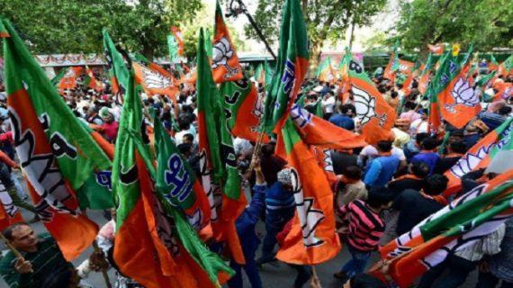 भाजपा ने बनाया रिकार्ड मुस्लिमों को दिये टिकट: मालेंगाव चुनाव