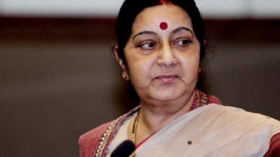 जाधव के फैसलें पर सुषमा स्वराज का ट्वीट, मोदी ने जताई खुशी..