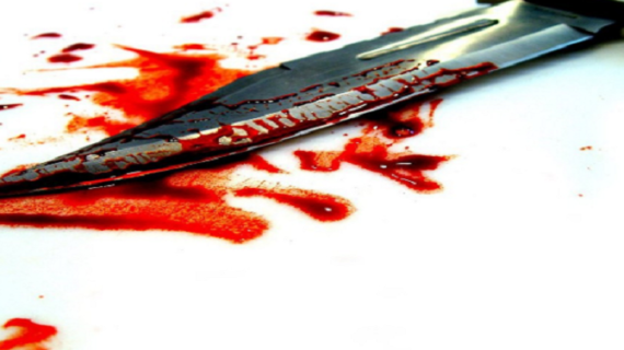 सास-बहू की हत्या, पूरे घर में फैला खून ही खून