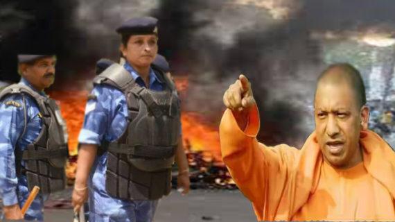 सहारनपुर हिंसा को लेकर अधिकारियों पर गिरी गाज, जिले में धारा 144 लागू