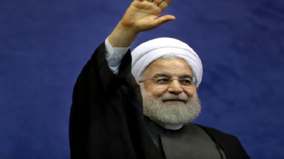 एक बार फिर हसन रुहानी चुने गये ईरान के राष्ट्रपति